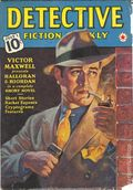 Detective Fiction Weekly (1928-1942 Red Star News) Pulp Vol. 129 #3