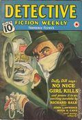 Detective Fiction Weekly (1928-1942 Red Star News) Pulp Vol. 129 #4