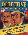 Detective Fiction Weekly (1928-1942 Red Star News) Pulp Vol. 129 #5