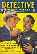 Detective Fiction Weekly (1928-1942 Red Star News) Pulp Vol. 130 #1
