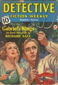 Detective Fiction Weekly (1928-1942 Red Star News) Pulp Vol. 130 #3