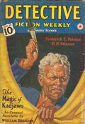 Detective Fiction Weekly (1928-1942 Red Star News) Pulp Vol. 130 #4