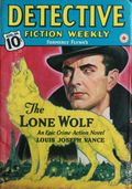 Detective Fiction Weekly (1928-1942 Red Star News) Pulp Vol. 130 #5