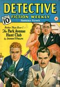 Detective Fiction Weekly (1928-1942 Red Star News) Pulp Vol. 130 #6