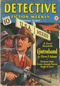 Detective Fiction Weekly (1928-1942 Red Star News) Pulp Vol. 131 #1