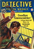 Detective Fiction Weekly (1928-1942 Red Star News) Pulp Vol. 131 #3