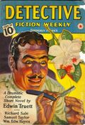 Detective Fiction Weekly (1928-1942 Red Star News) Pulp Vol. 131 #4