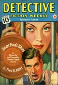 Detective Fiction Weekly (1928-1942 Red Star News) Pulp Vol. 132 #1