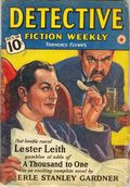Detective Fiction Weekly (1928-1942 Red Star News) Pulp Vol. 132 #2