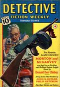 Detective Fiction Weekly (1928-1942 Red Star News) Pulp Vol. 132 #3