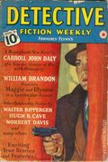 Detective Fiction Weekly (1928-1942 Red Star News) Pulp Vol. 132 #4