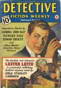 Detective Fiction Weekly (1928-1942 Red Star News) Pulp Vol. 132 #5