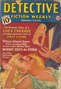 Detective Fiction Weekly (1928-1942 Red Star News) Pulp Vol. 132 #6