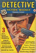 Detective Fiction Weekly (1928-1942 Red Star News) Pulp Vol. 133 #2