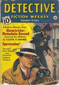 Detective Fiction Weekly (1928-1942 Red Star News) Pulp Vol. 133 #3