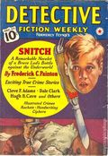 Detective Fiction Weekly (1928-1942 Red Star News) Pulp Vol. 133 #4