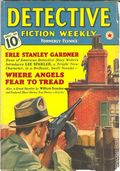 Detective Fiction Weekly (1928-1942 Red Star News) Pulp Vol. 133 #5