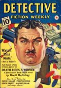 Detective Fiction Weekly (1928-1942 Red Star News) Pulp Vol. 133 #6