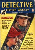 Detective Fiction Weekly (1928-1942 Red Star News) Pulp Vol. 134 #1