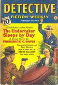 Detective Fiction Weekly (1928-1942 Red Star News) Pulp Vol. 134 #3