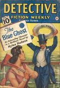 Detective Fiction Weekly (1928-1942 Red Star News) Pulp Vol. 134 #4