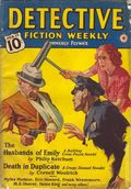 Detective Fiction Weekly (1928-1942 Red Star News) Pulp Vol. 134 #6