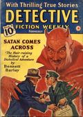 Detective Fiction Weekly (1928-1942 Red Star News) Pulp Vol. 135 #3