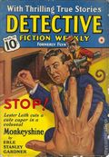Detective Fiction Weekly (1928-1942 Red Star News) Pulp Vol. 135 #4