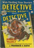 Detective Fiction Weekly (1928-1942 Red Star News) Pulp Vol. 135 #5