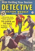 Detective Fiction Weekly (1928-1942 Red Star News) Pulp Vol. 135 #6