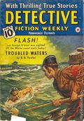 Detective Fiction Weekly (1928-1942 Red Star News) Pulp Vol. 136 #1