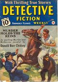 Detective Fiction Weekly (1928-1942 Red Star News) Pulp Vol. 136 #3