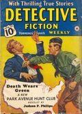 Detective Fiction Weekly (1928-1942 Red Star News) Pulp Vol. 136 #4