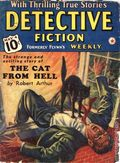 Detective Fiction Weekly (1928-1942 Red Star News) Formerly Flynn's Vol. 136 #5