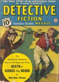 Detective Fiction Weekly (1928-1942 Red Star News) Formerly Flynn's Vol. 136 #6