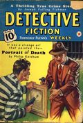 Detective Fiction Weekly (1928-1942 Red Star News) Formerly Flynn's Vol. 137 #3