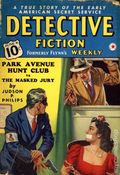 Detective Fiction Weekly (1928-1942 Red Star News) Formerly Flynn's Vol. 137 #4