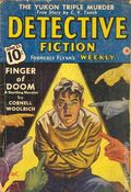 Detective Fiction Weekly (1928-1942 Red Star News) Formerly Flynn's Vol. 137 #6