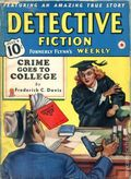 Detective Fiction Weekly (1928-1942 Red Star News) Pulp Vol. 138 #2