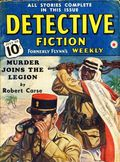 Detective Fiction Weekly (1928-1942 Red Star News) Pulp Vol. 138 #4