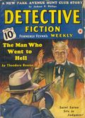 Detective Fiction Weekly (1928-1942 Red Star News) Pulp Vol. 138 #5