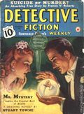 Detective Fiction Weekly (1928-1942 Red Star News) Pulp Vol. 138 #6