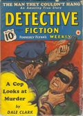 Detective Fiction Weekly (1928-1942 Red Star News) Pulp Vol. 139 #1