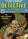 Detective Fiction Weekly (1928-1942 Red Star News) Pulp Vol. 139 #2