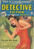 Detective Fiction Weekly (1928-1942 Red Star News) Pulp Vol. 139 #4