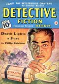 Detective Fiction Weekly (1928-1942 Red Star News) Pulp Vol. 139 #5