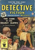 Detective Fiction Weekly (1928-1942 Red Star News) Pulp Vol. 139 #6