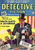 Detective Fiction Weekly (1928-1942 Red Star News) Pulp Vol. 140 #1