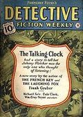 Detective Fiction Weekly (1928-1942 Red Star News) Pulp Vol. 140 #4