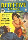 Detective Fiction Weekly (1928-1942 Red Star News) Pulp Vol. 140 #5